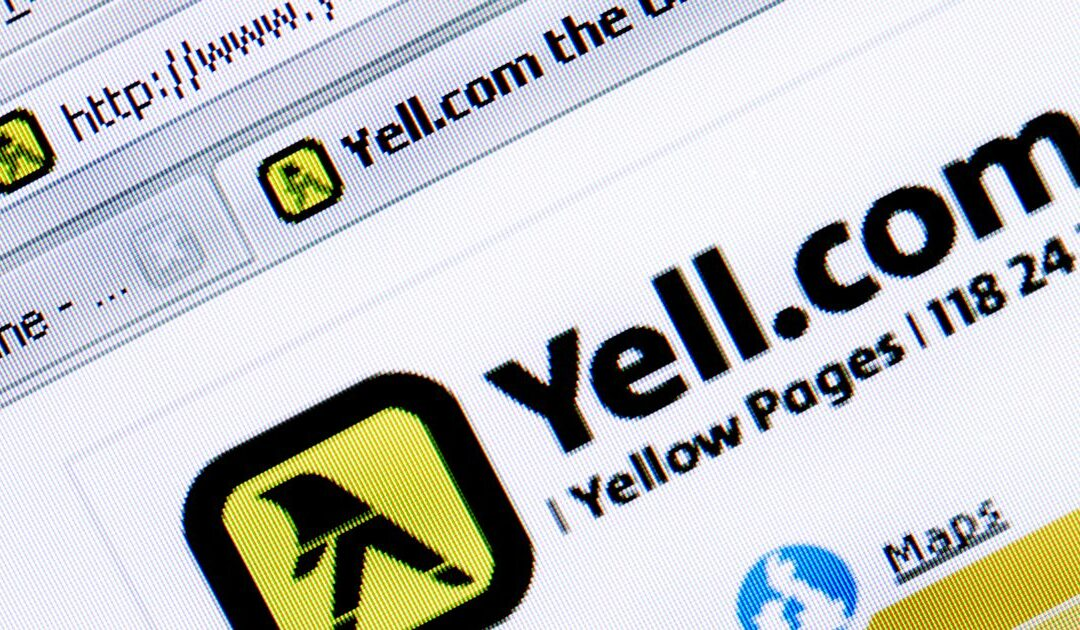 Yell – The Death of a Trusted Brand