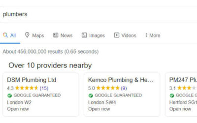 Do Google Local Service Ads spell the death of Yell?